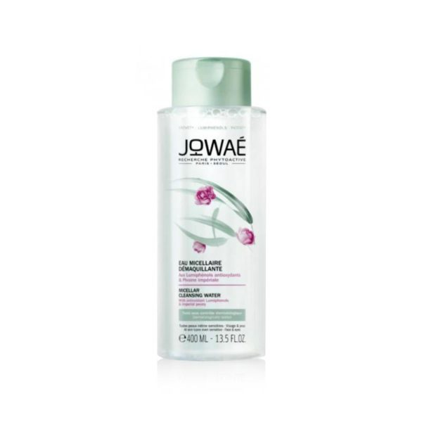 Jowaé Agua Micelar Desmaquillante - 400 ml