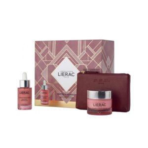 Lierac Cofre Supra Radiance Gel Crema+Sérum