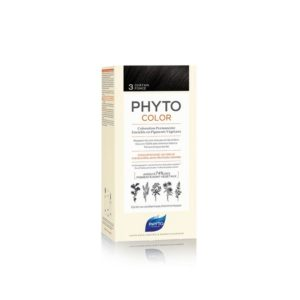 Phyto Phytocolor 3 Castaño Oscuro