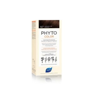 Phyto Phytocolor 5.7 Castaño Claro Marrón