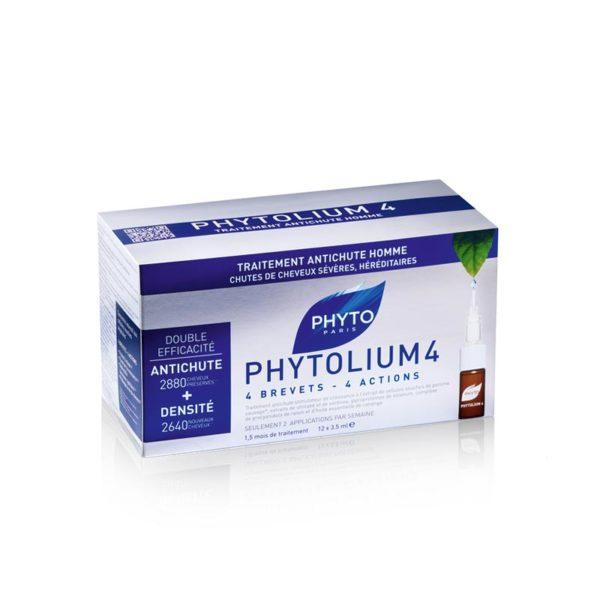 Phytolium 4 Tratamiento Anticaída Hombre