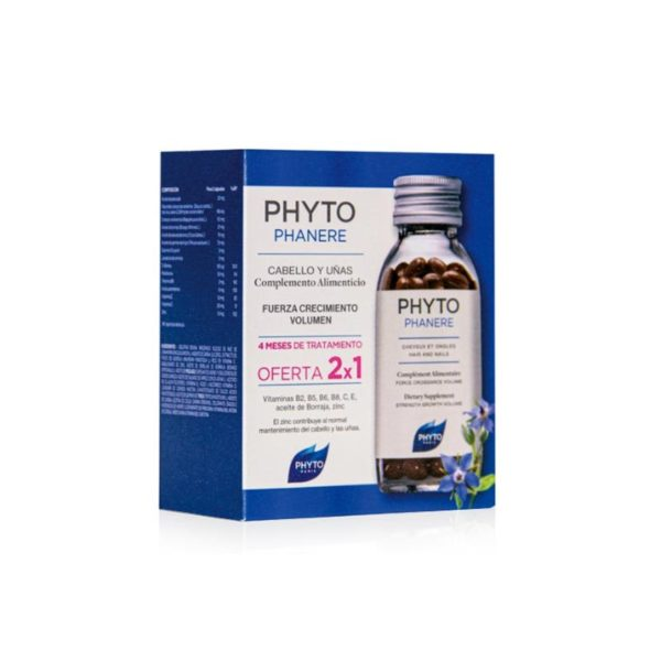 Phytophanere Duo - 120 cap