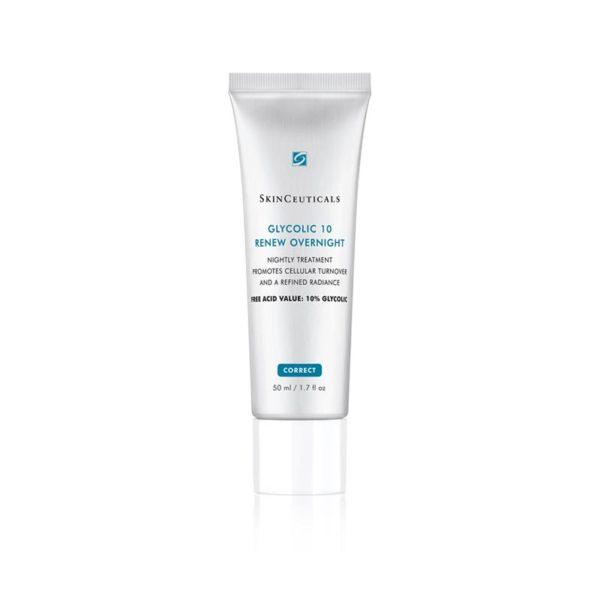 SkinCeuticals Glycolic 10 Renew Overnight - 50 ml